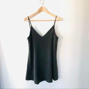 gilbert • slip mini dress